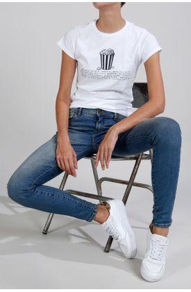 Tshirt-estampado-de-palomitas-de-maiz