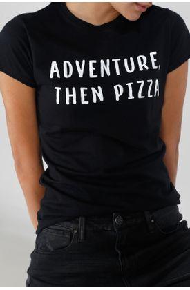 Tshirt-estampado-adventure-then-pizza