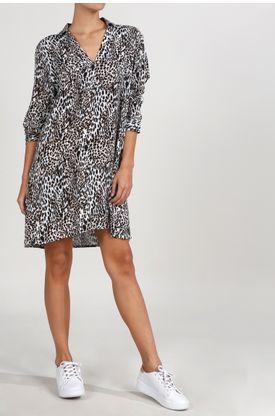 Vestido-corto-estampado-animal-print