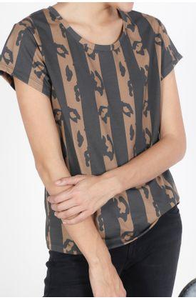 Tshirt-estampado-animal-print-de-rayas