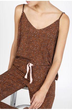 Conjunto-de-pijama-con-estampado-de-animal-print
