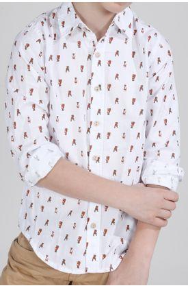 Camisa-estampada-y-manga-larga-