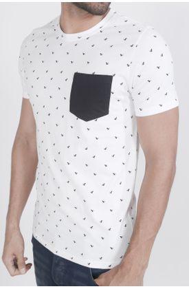 Tshirt-estampado-mono-araña-miniprint-