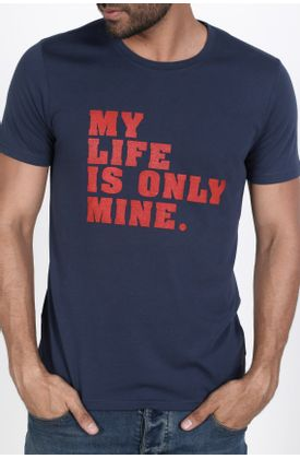 Tshirt-estampado-my-life-is-only-mine-