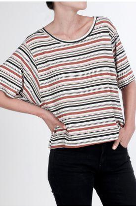 Tshirt-estampado-rayas-colores