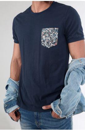 Tshirt-estampado-miniprint-flores