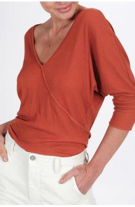 Tshirt-fondo-entero-con-manga-larga-y-cuello-bandeja