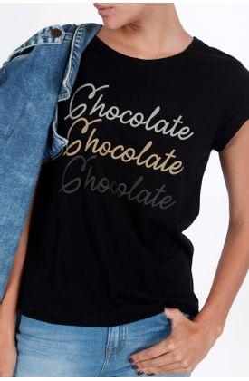 Tshirt-estampado-chocolate