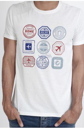 Tshirt-con-estampado-de-sellos-postales