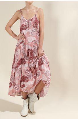 Vestido-TopMark-largo-y-estampado-paisleys