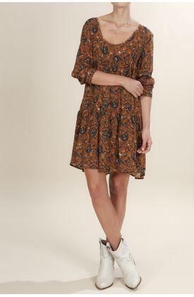 Vestido-TopMark-corto-y-estampado
