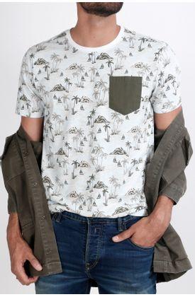 Tshirt-estampado-del-paisaje-costero
