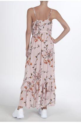 Vestido-Tennis-largo-y-estampado-flores