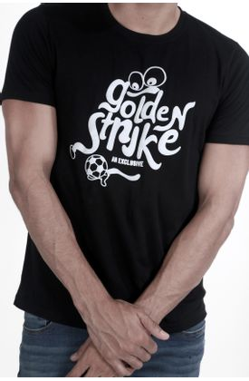 Tshirt-Tennis-estampado-golden-stnike