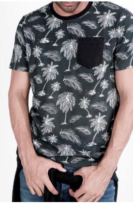 Tshirt-Tennis-estampado-palmeras