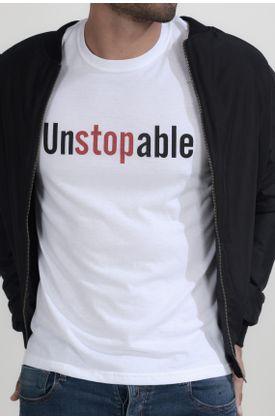 Tshirt-Tennis-estampado-unstopable