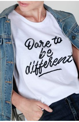 Tshirt-Tennis-estampado-dare-to-be-different