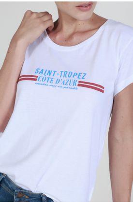 Tshirt-Tennis-estampado-saint-tropez
