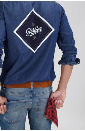 Camisa-Tennis-by-Poker-fondo-entero-y-manga-larga