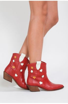 Botas-marca-Tennis-by-Poker-de-cuero-y-fondo-entero