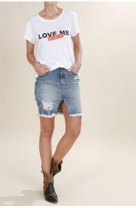 Tshirt-TopMark-estampado-love-me-or-leave-me