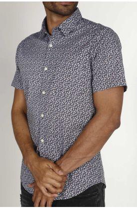 Camisa-Tennis-estampada-y-manga-corta