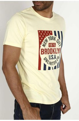 Tshirt-Tennis-con-estampado-brooklyn
