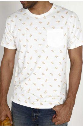Tshirt-Tennis-con-estampado-origami-perros