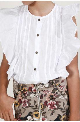 Camisa-niña-Tennis-fondo-entero-y-manga-sisa
