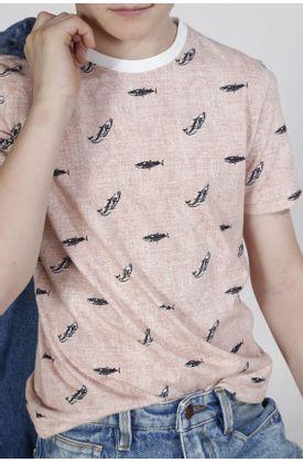 Tshirt-niño-estampado-peces