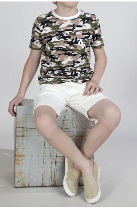 Tshirt-niño-Tennis-estampado-camuflado