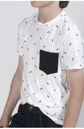 Tshirt-niño-Tennis-estampado-faros