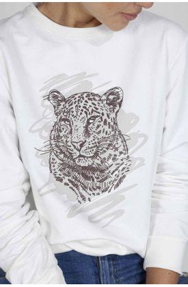 Buzo-Tennis-de-punto-y-estampado-jaguar
