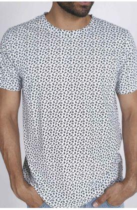 Tshirt-Tennis-estampado-de-hojas