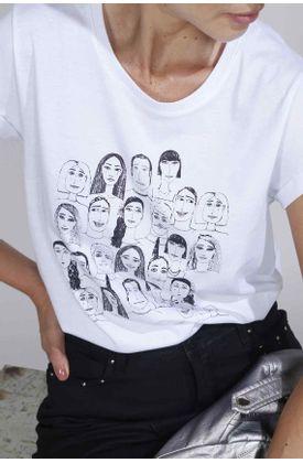 Tshirt-Tennis-estampado-de-personas