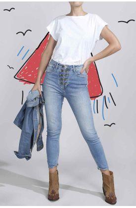 Jean-Tennis-silueta-moda-plano-y-cintura-con-pretina