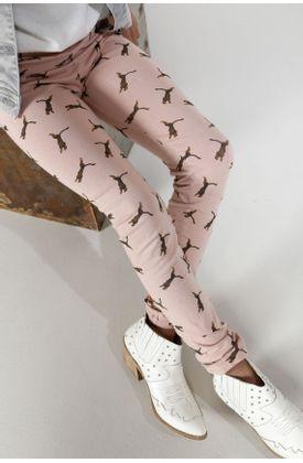 Pantalon-para-niña-Tennis-estampado-de-tigres