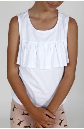 Tshirt-para-niña-Tennis-fondo-entero