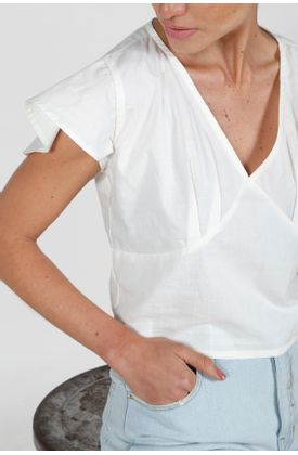 Camisa-para-mujer-Tennis-fondo-entero-y-manga-corta