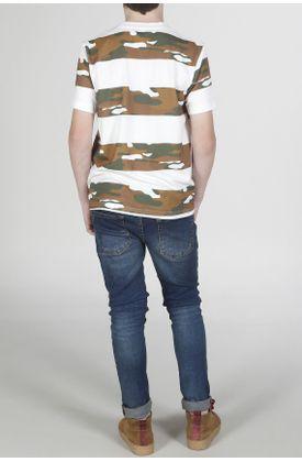 Tshirt-para-niño-Tennis-fondo-entero-militar