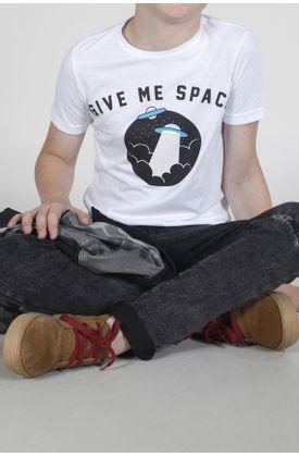 Tshirt-para-niño-Tennis-estampado-give-me-space