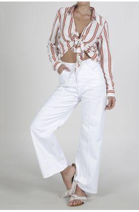 Camisa-para-mujer-Tennis-preteñida-y-manga-larga
