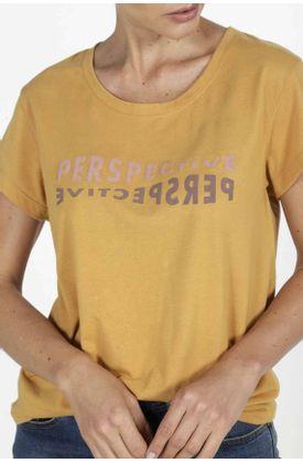 Tshirt-para-mujer-Tennis-con-estampado-perspective