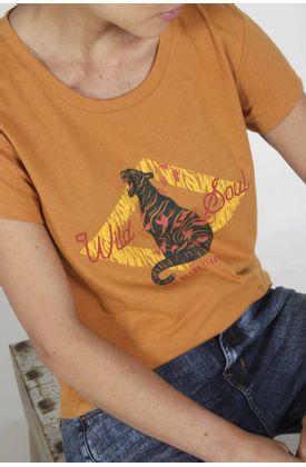 Tshirt-para-mujer-Tennis-con-estampado-wild-soul