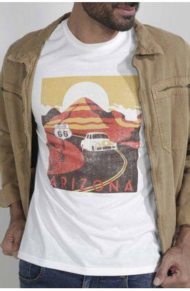 Tshirt-para-hombre-Tennis-con-estampado-arizona
