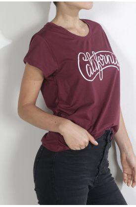Tshirt-para-mujer-Tennis-con-estampado-california