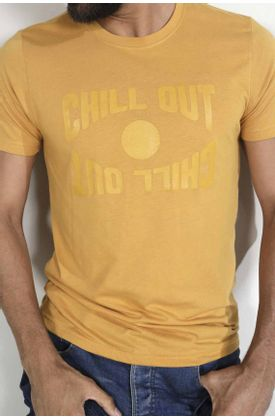 Tshirt-para-hombre-Tennis-con-estampado-chill-out