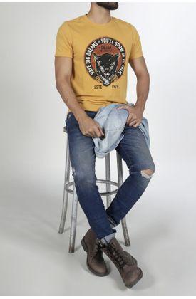 Tshirt-para-hombre-Tennis-con-estampado-unlesh