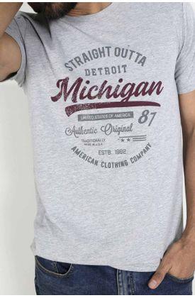 Tshirt-para-hombre-Tennis-con-estampado-michigan