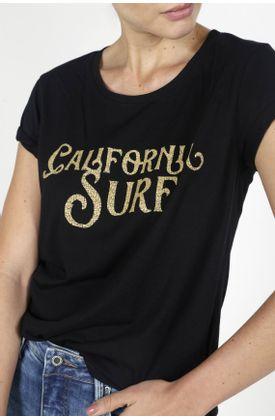 Tshirt-para-mujer-Tennis-con-estampado-california-surf